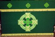 Celtic Cross Altar Frontal